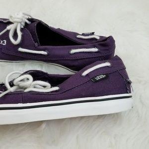 2f082cb44586ec Vans Shoes - VANS Zapato Lo Pro Sweet Grape Purple W 7.5